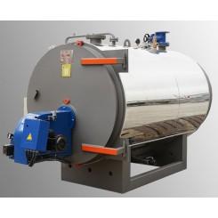 دیگ فولادی سوپر دوپاس 100.000 - تاسیسات بیست