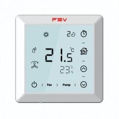 ترموستات FEV-Expono T  (ترموستات اتاقی با نمایشگرلمسی)