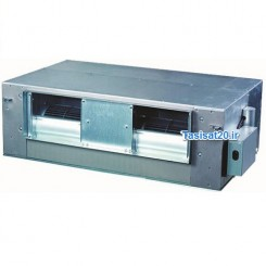 فن کویل کانالی CFM 1000 تراست (های استاتیک)