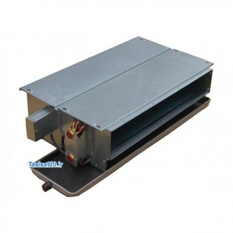 فن کویل سقفی توکار 400  CFM آذرنسیم
