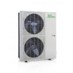 کولر گازی ایستاده 96000 سرد و گرم حاره ای تک الکتریک