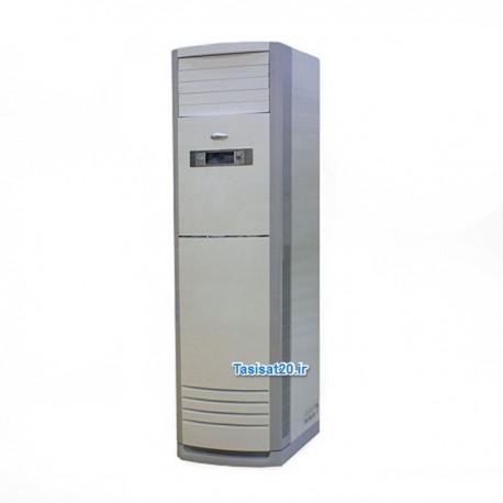 کولر گازی ایستاده 36000 سرد حاره ای تک الکتریک