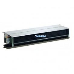 فن کویل سقفی توکار CFM 800 مدیا (فشار استاتیک بالا)