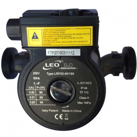 پمپ لئو مدل 180/ 60-25