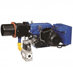 مشعل گازوئیل سوز ایران رادیاتور مدل IO 2100