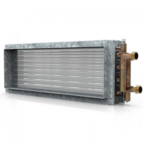 کویل آبگرم داکت اسپلیت 24000 تک الکتریک